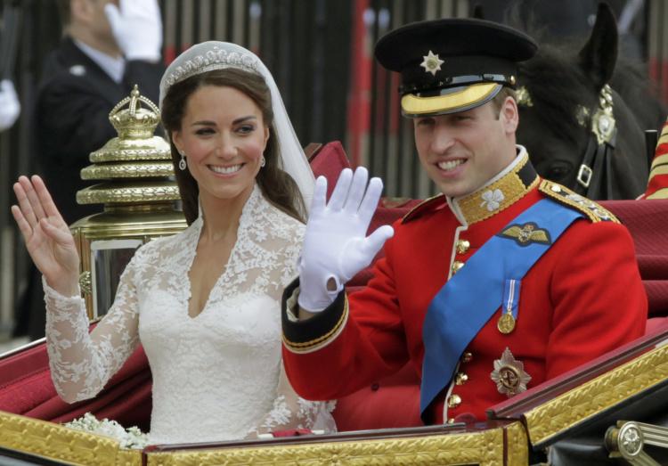 10 мест принца Уильяма и Кейт Миддлтон в Лондоне