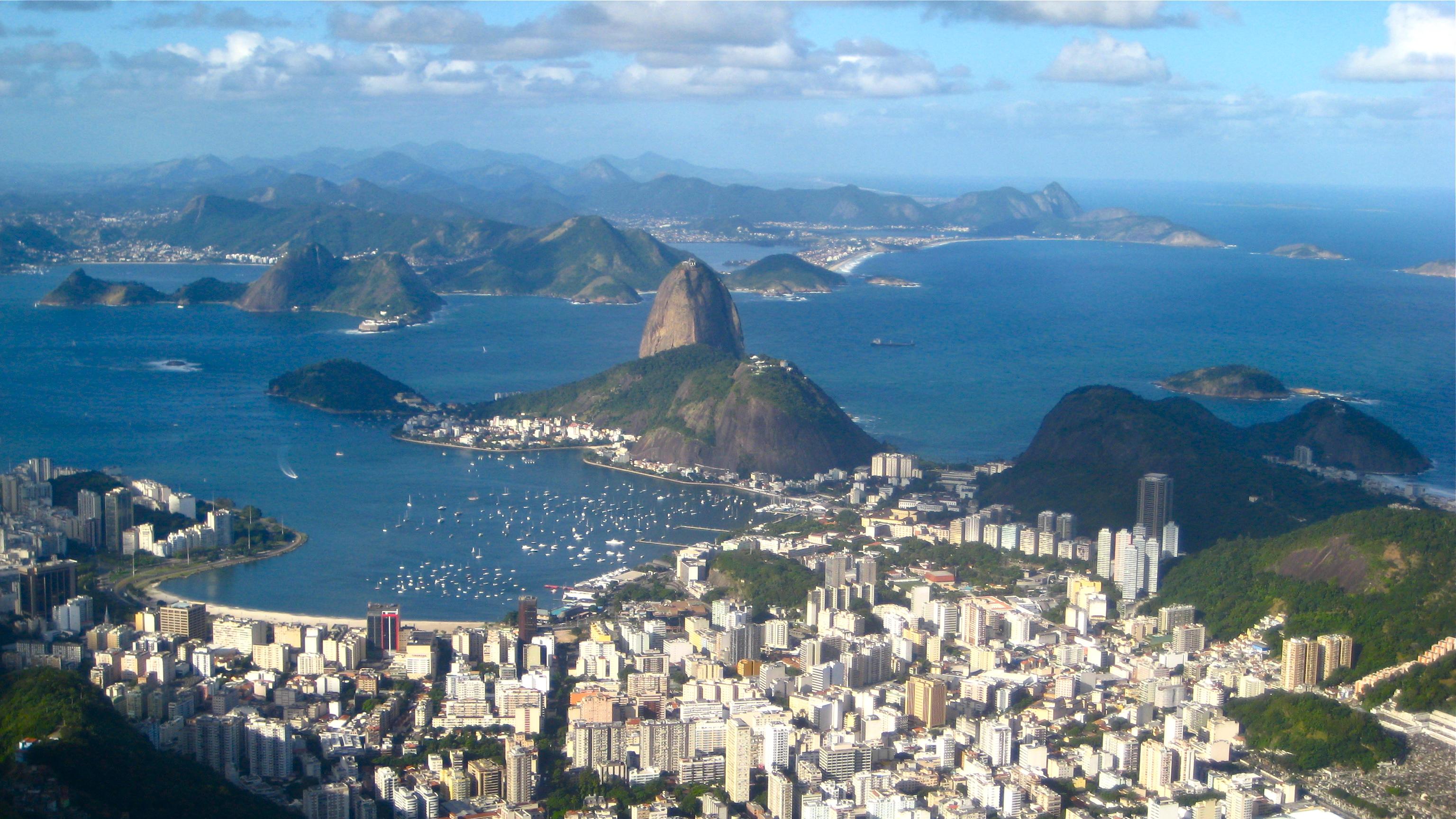Лучшие виды Рио