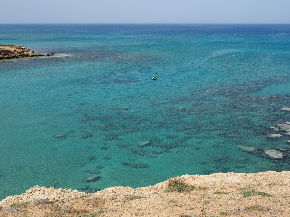 Kapparis Beach (Paralimni)