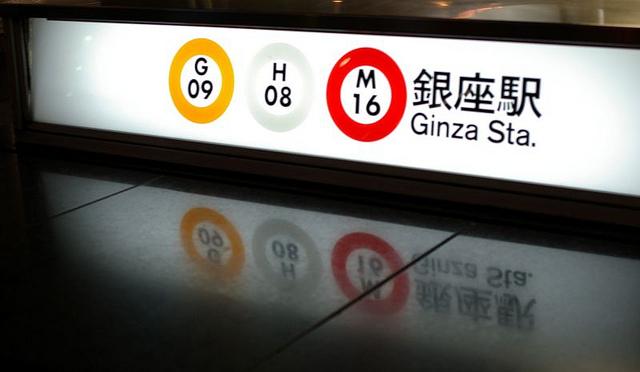 Станция Гинза