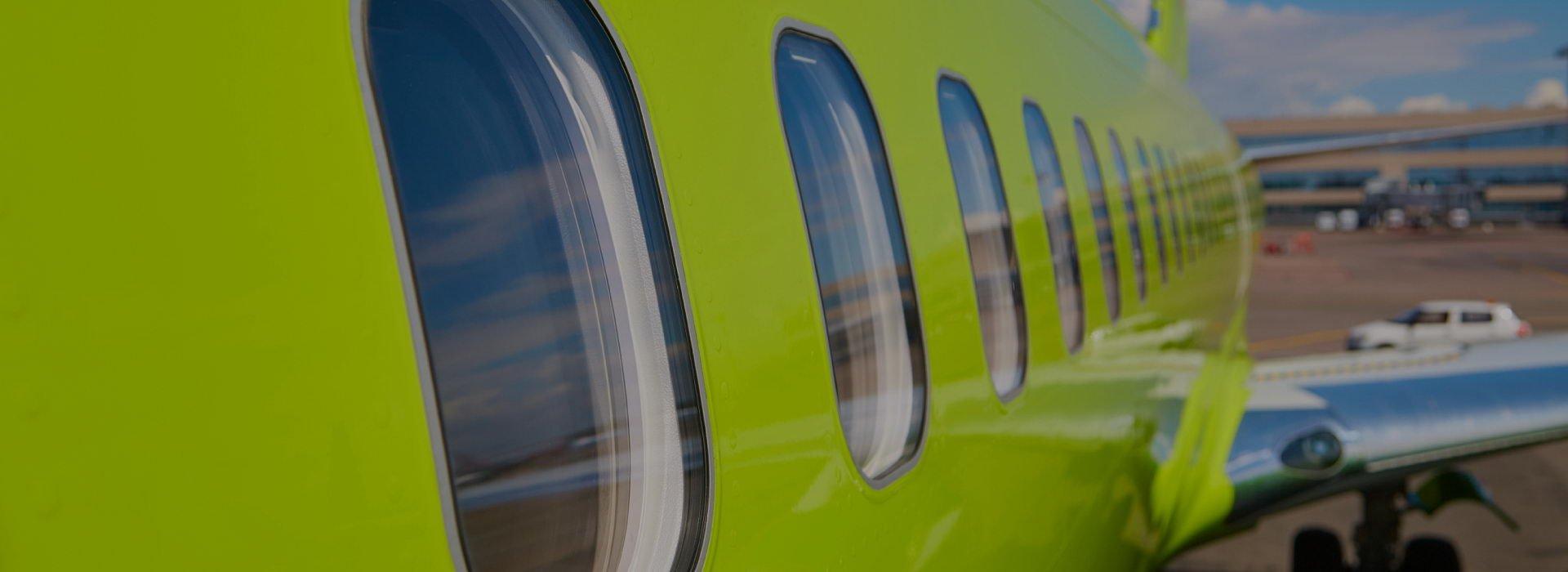 Прекрасные зеленые