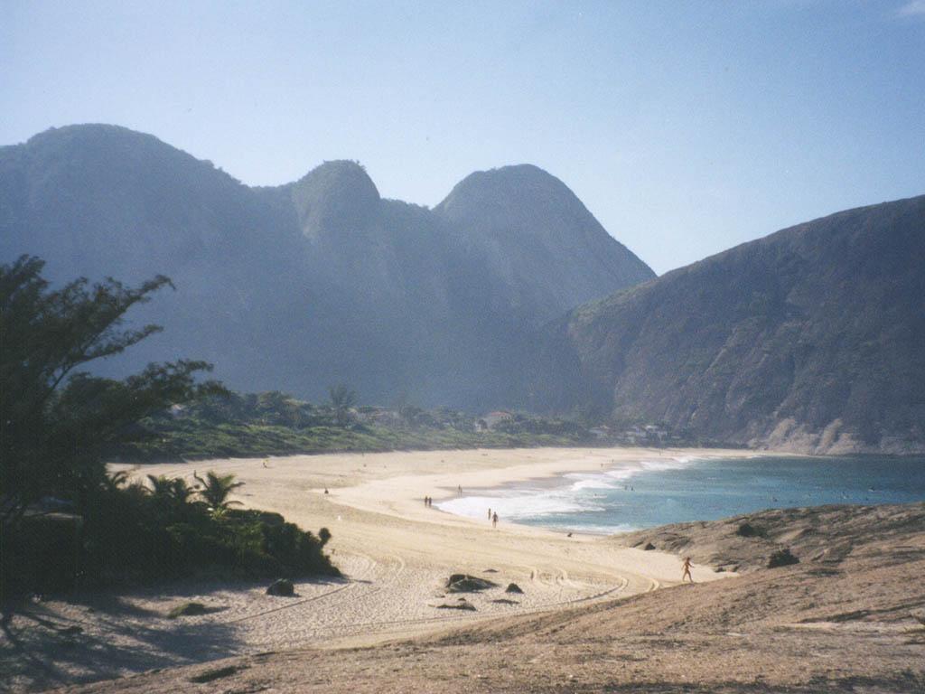 Пляж Itacoatiara