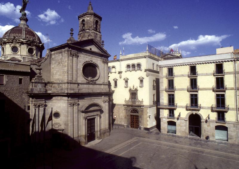 Plaza Mercé