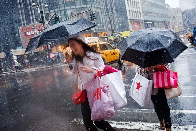 Модное новое и хорошо забытое старое: магазины Нью-Йорка