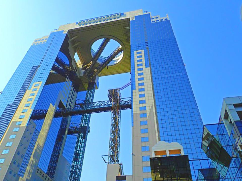 Смотровая площадка Umeda Sky Building