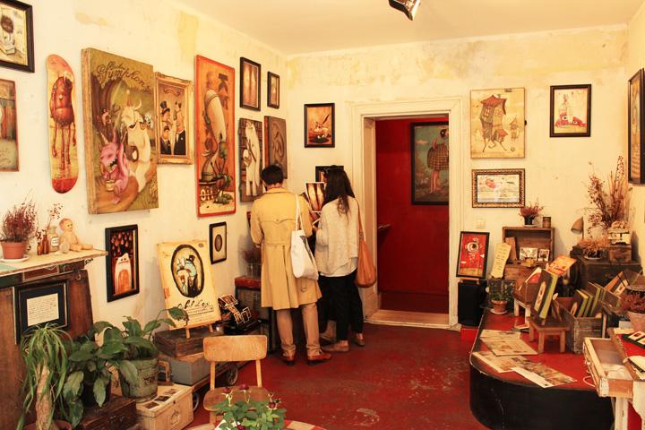 Галерея Zozoville