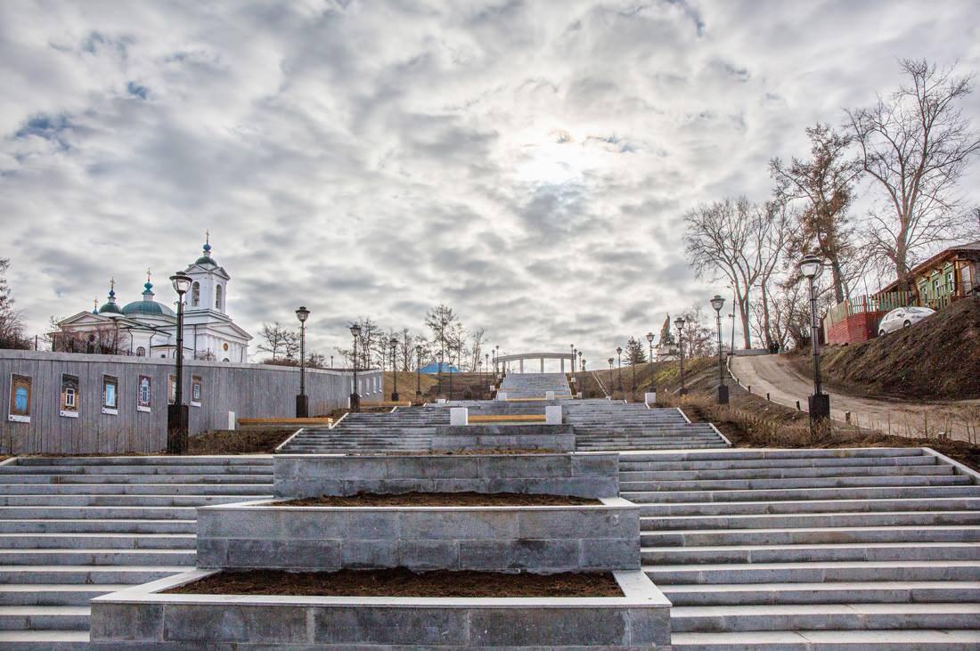 Иерусалимская лестница