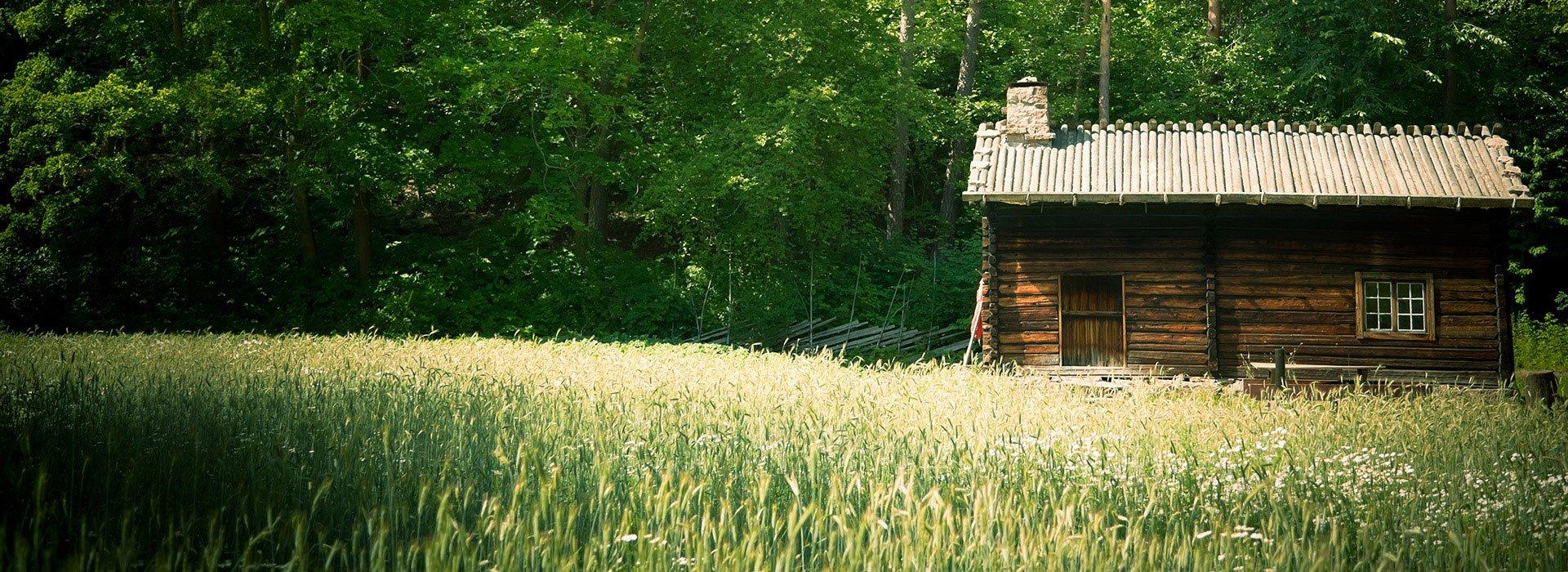 Дом на лето