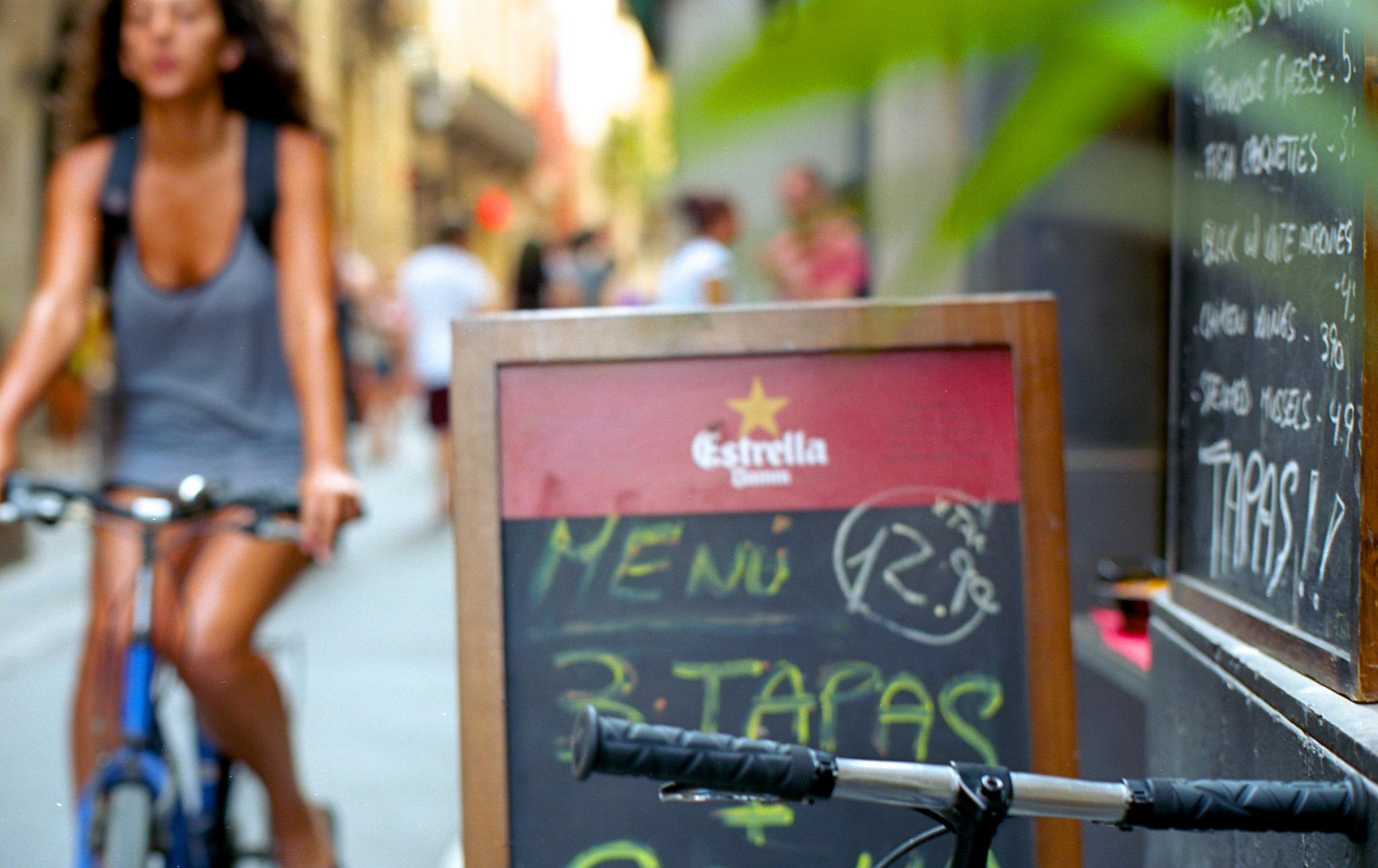Лучшие тапас-бары в Барселоне