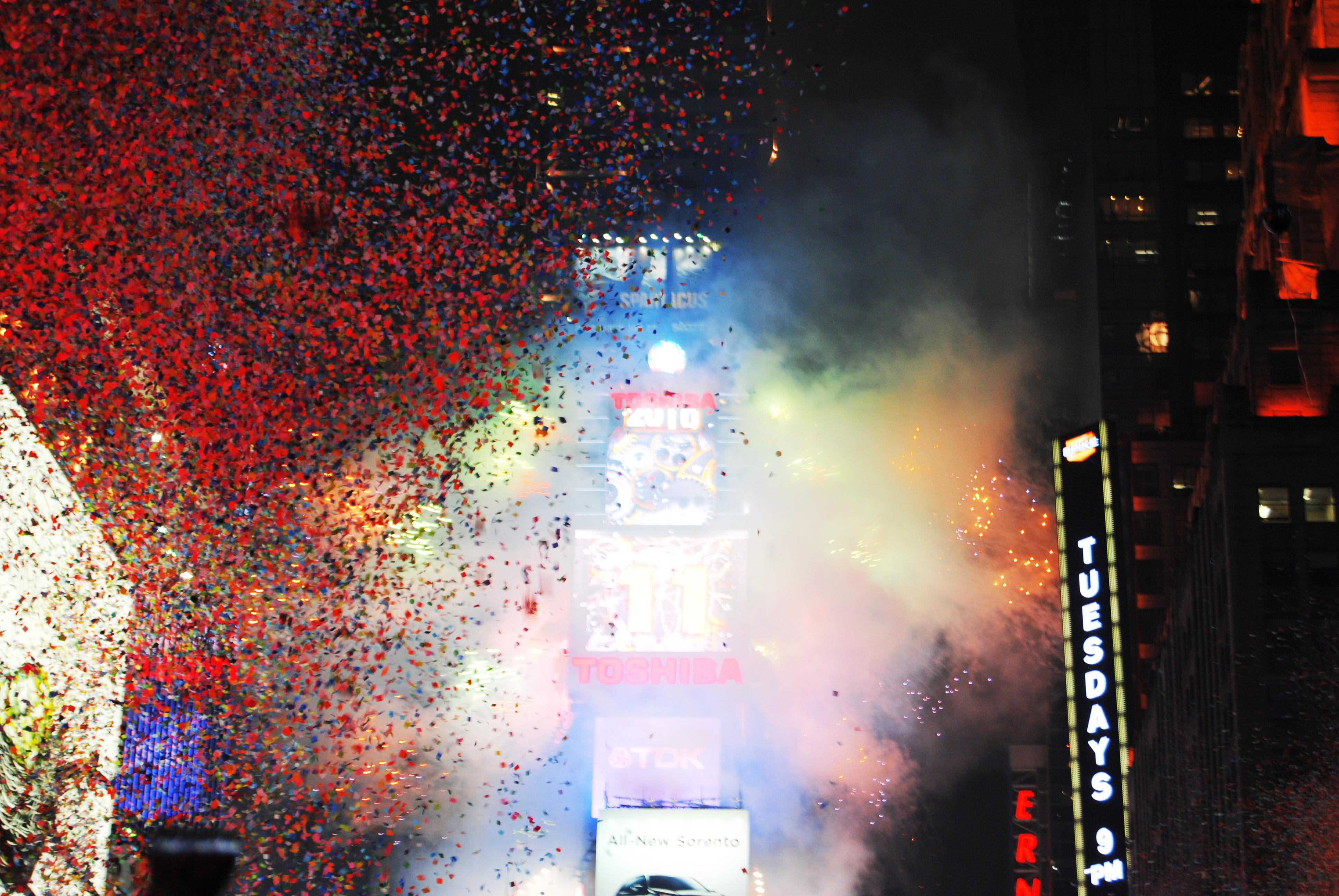 Бюджетный Новый год в Нью-Йорке
