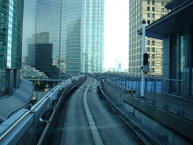 Tokyo Waterfront New Transit Yurikamome