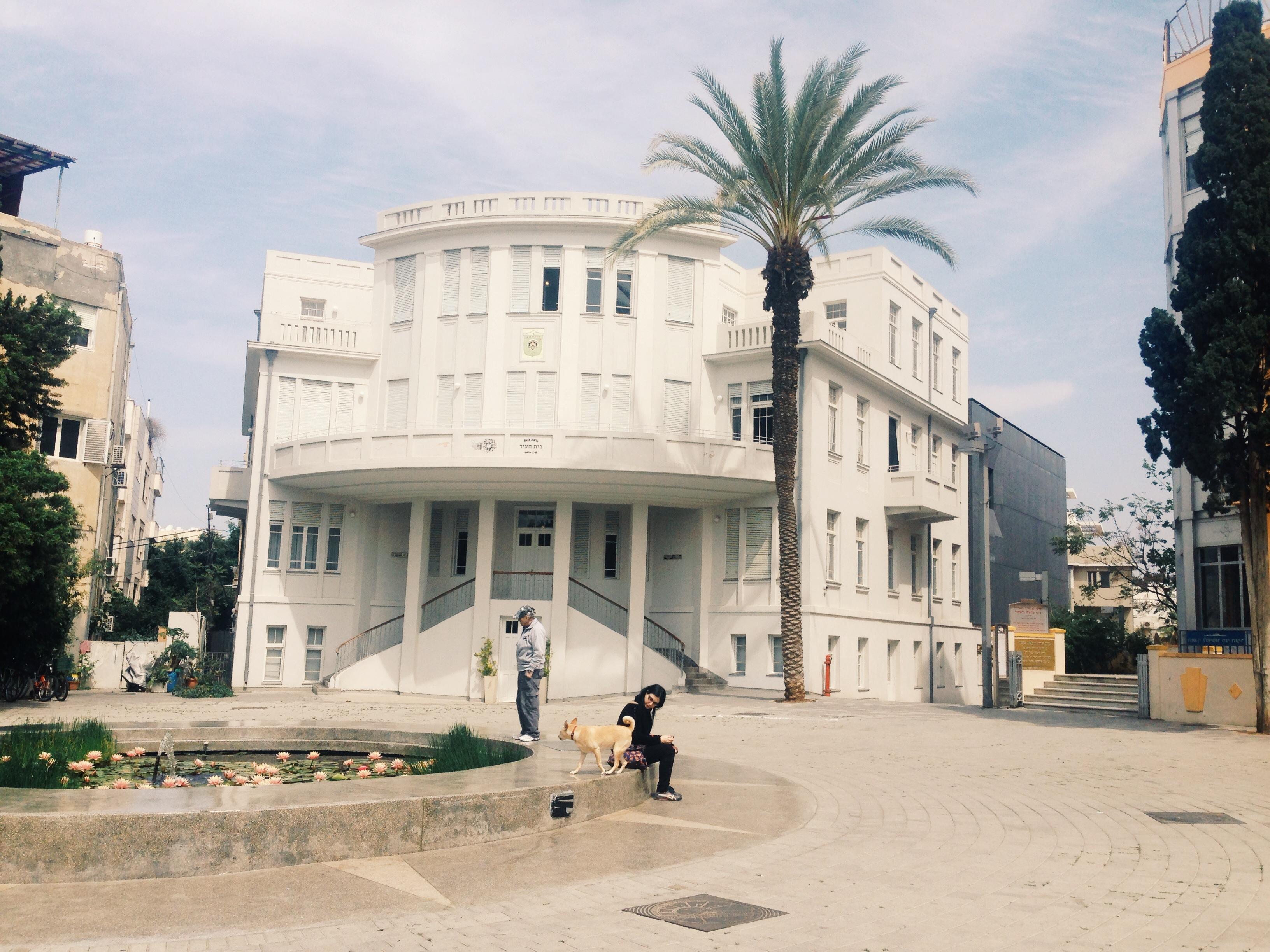 Музей истории Тель-Авива