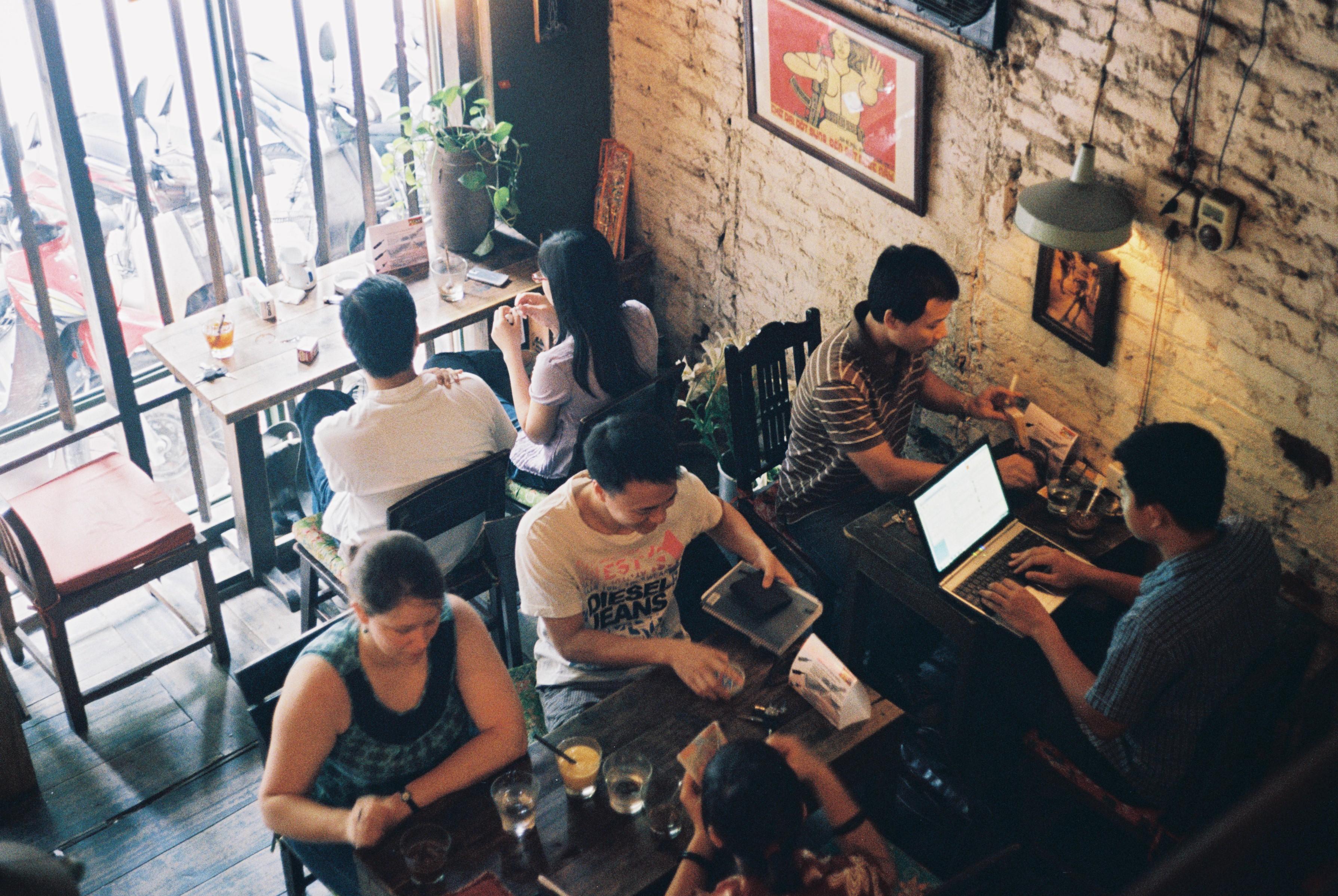 9 лучших кафе Ханоя
