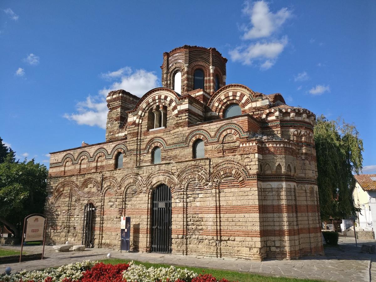 Церковь Святого Христа Пантократора