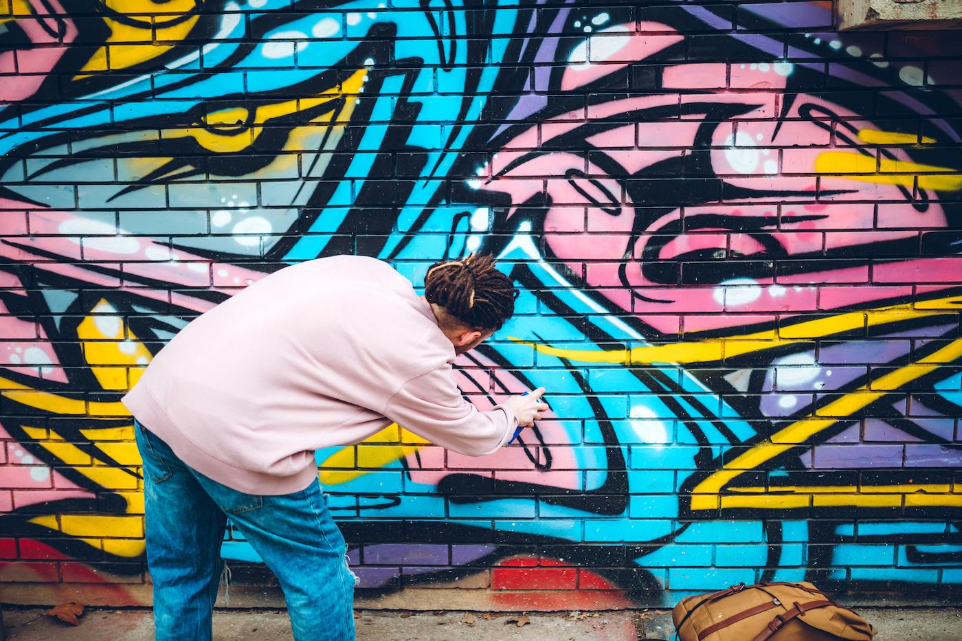 Путеводитель по петербургским граффити