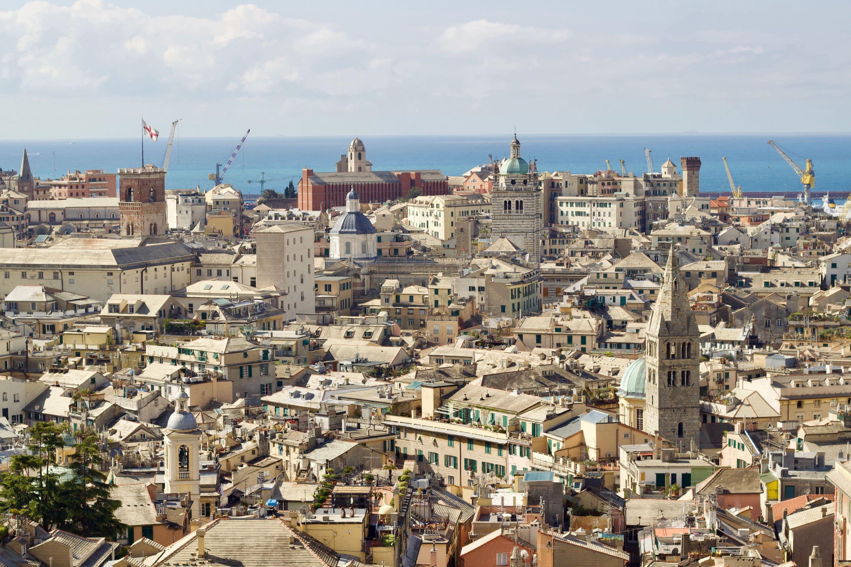 Генуя для ценителей искусства