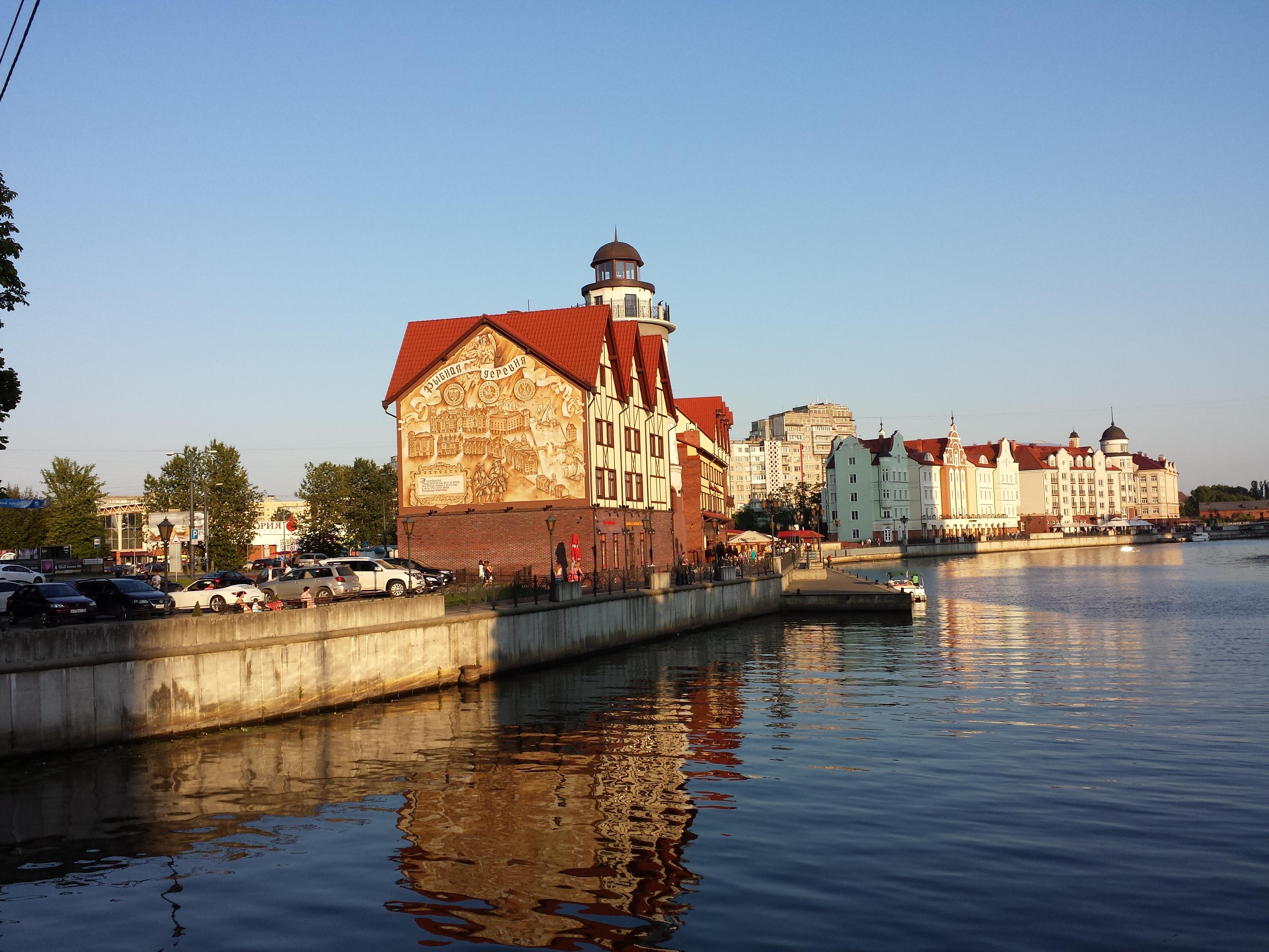 Европейская ностальгия в Калининграде