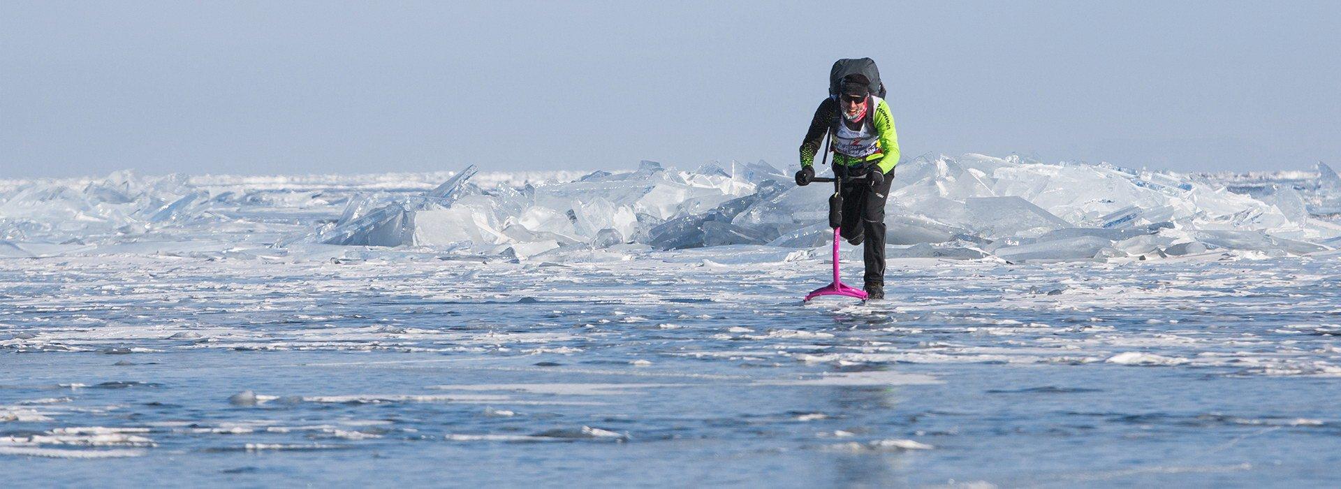 Лед без границ