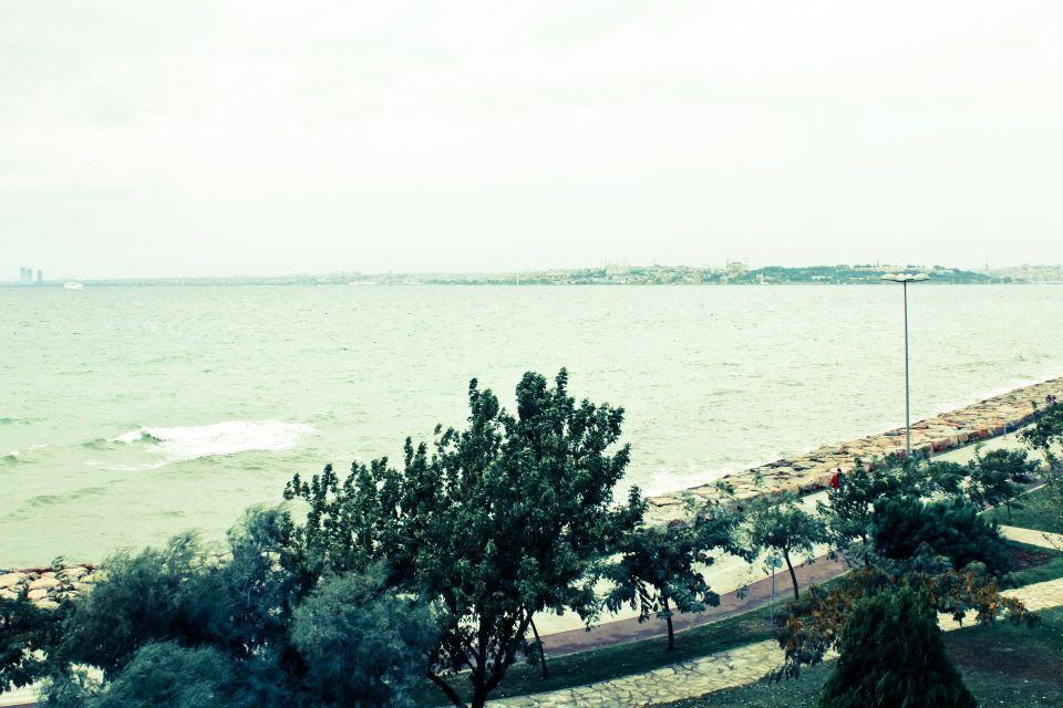 Набрежная Моды (Kadıköy ve Moda sahili)