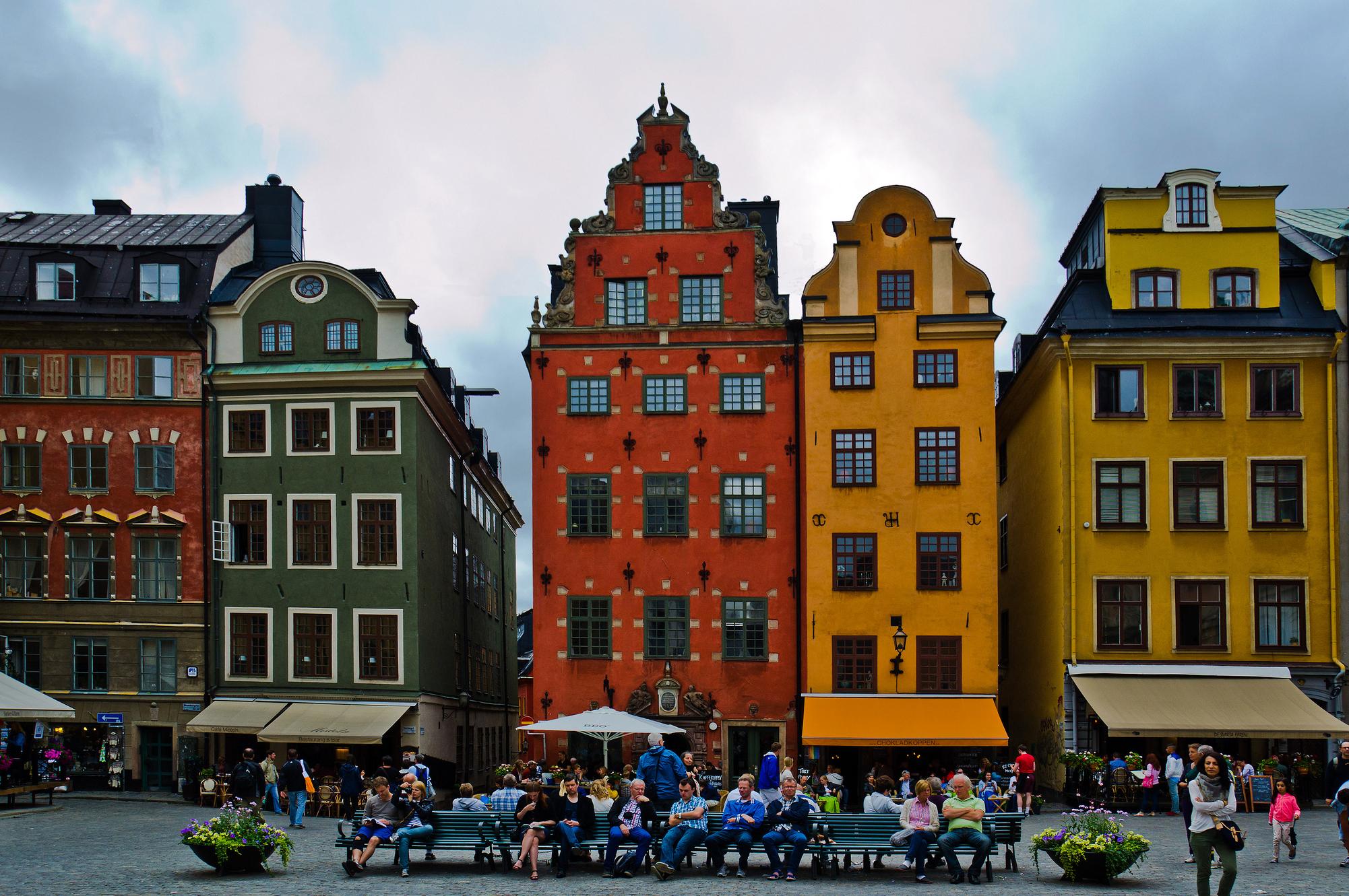 Экономный Стокгольм