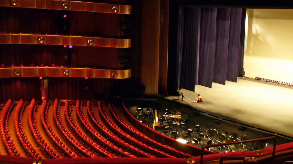 С подмостков Бродвея: театры Нью-Йорка