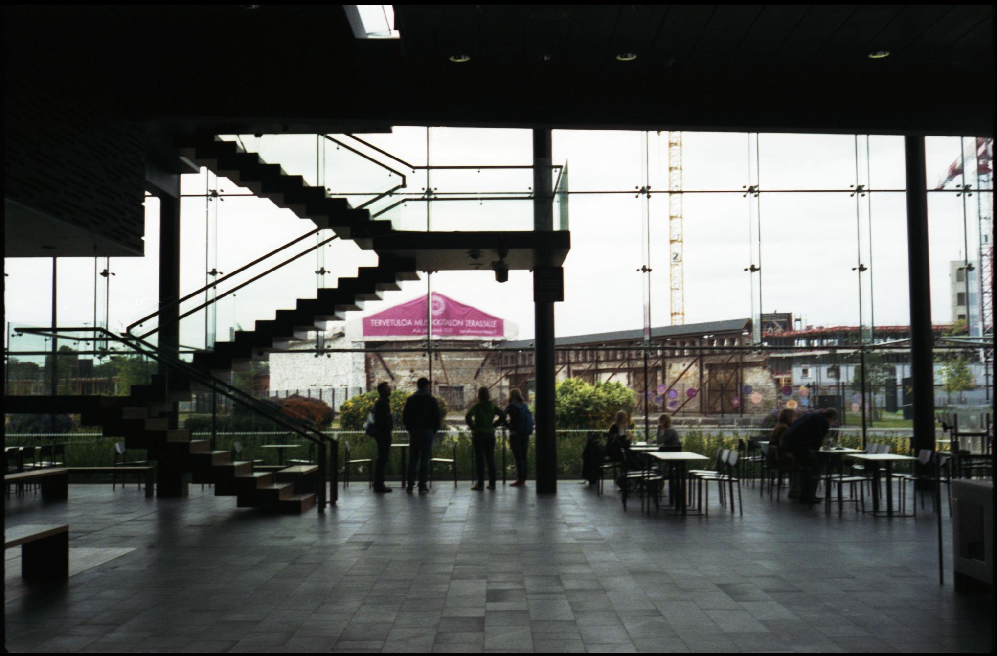 Music Centre Musiikkitalo