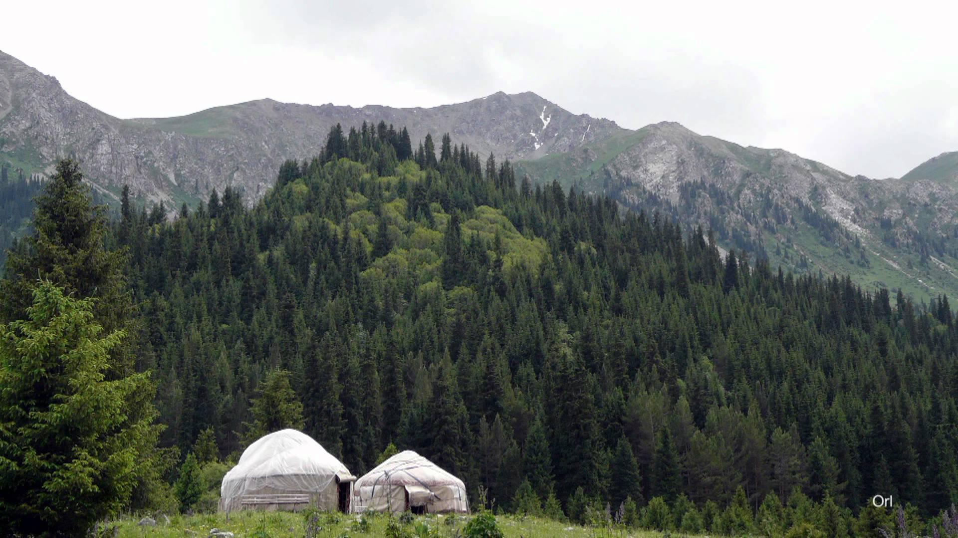 Дорогой джайлоо-туризм вокруг Бишкека
