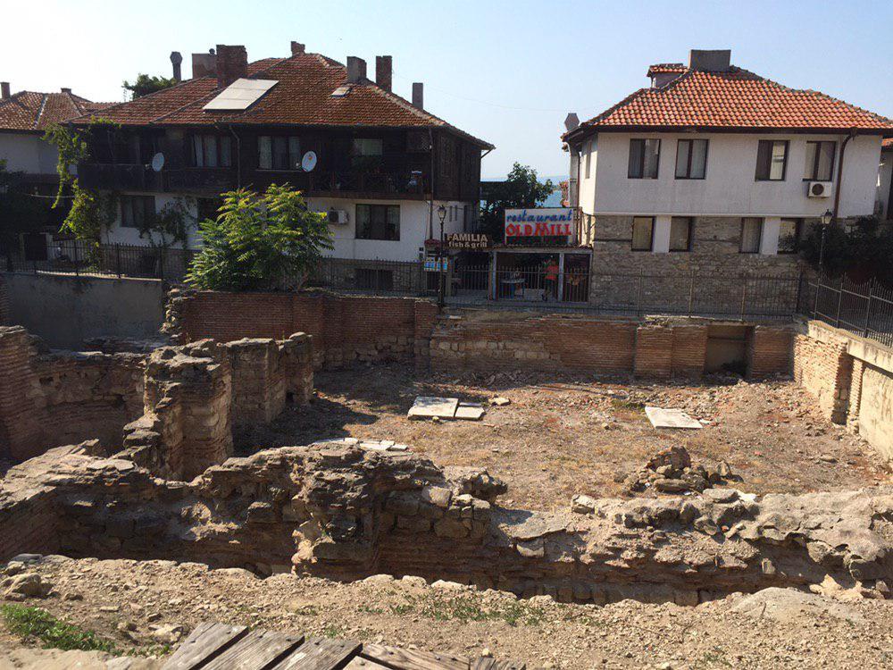 Византийские термы