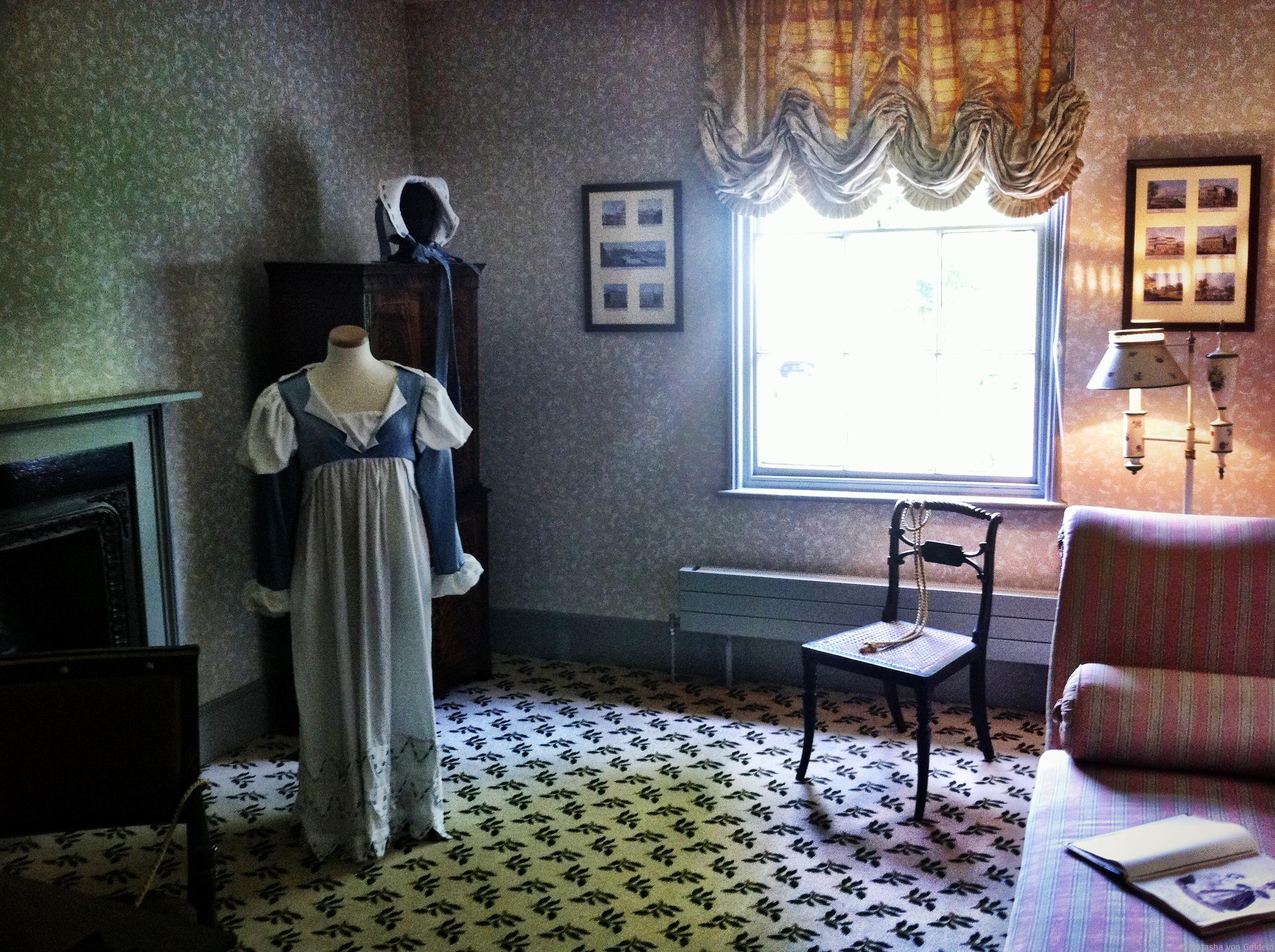Дом-музей Китса