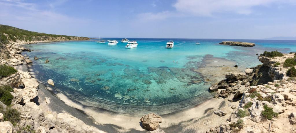Blue lagoon (Akamas)