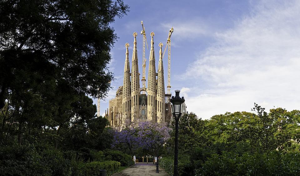 Храм La Sagrada Familia