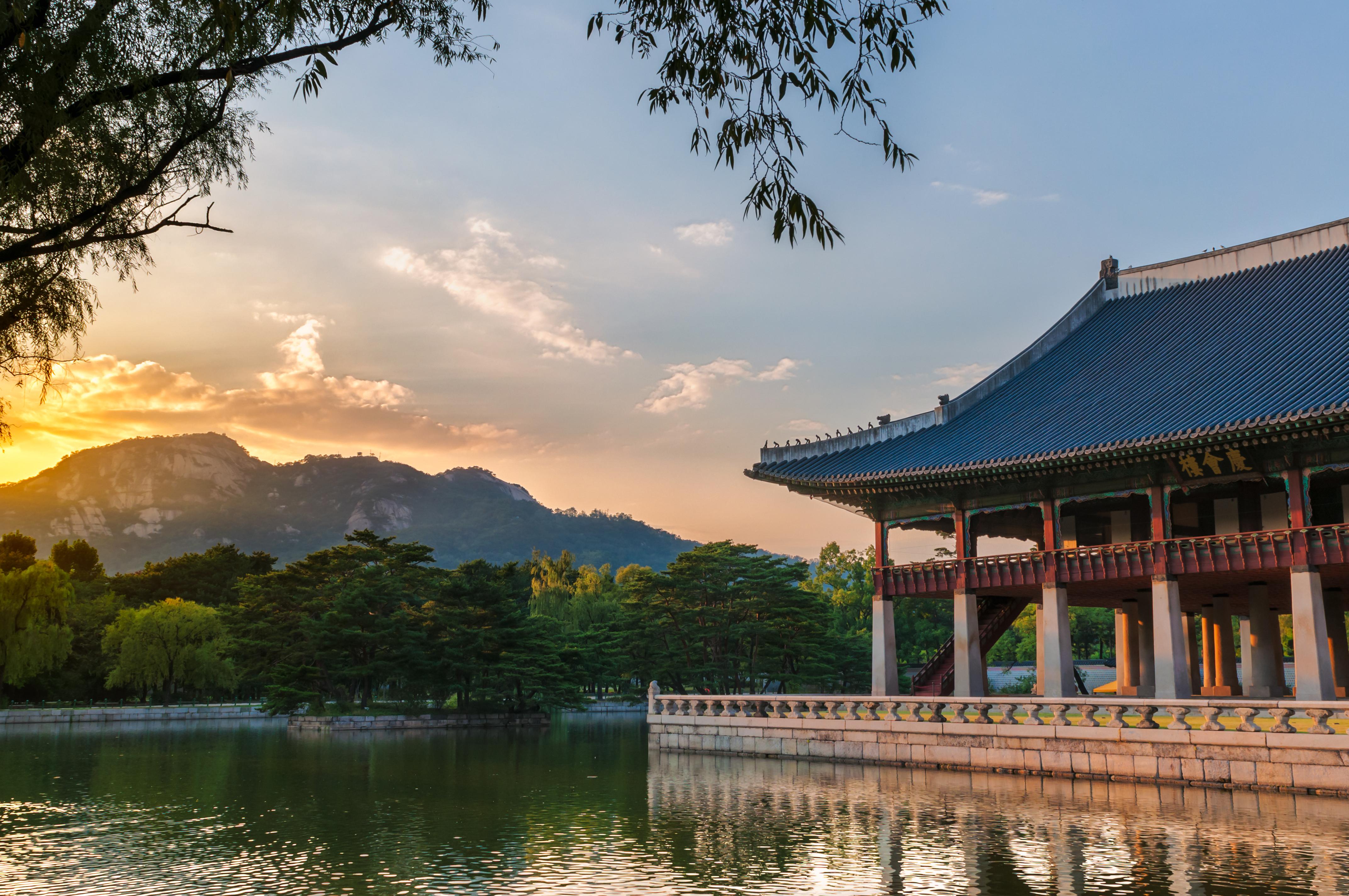 Открывая Южную Корею