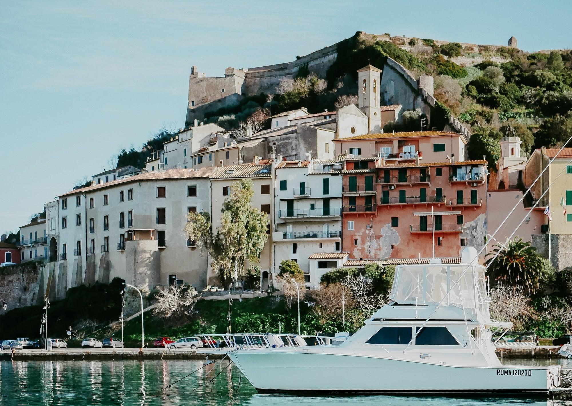 Dolce Far Niente: панорамы и пляжи юга Тосканы