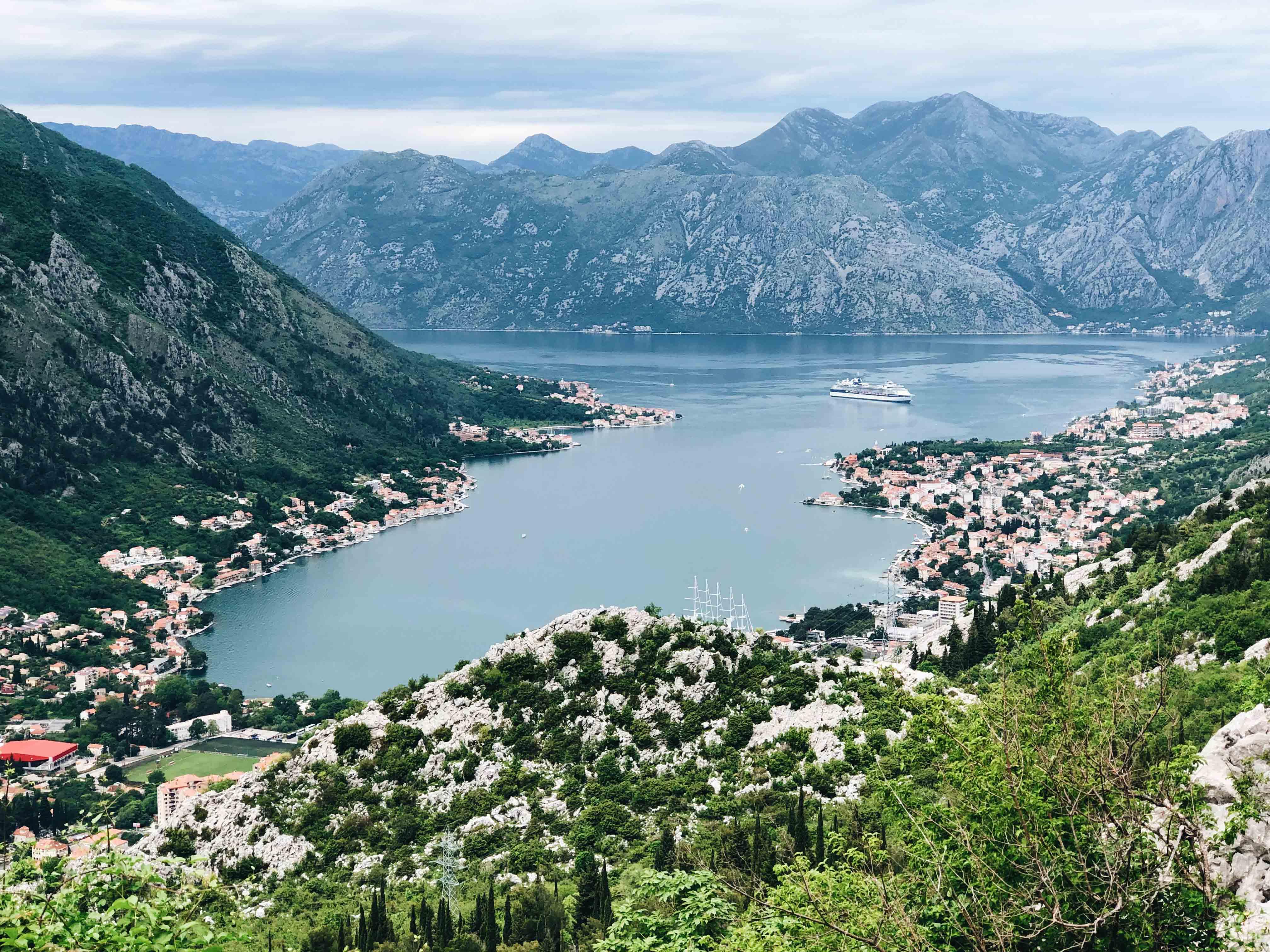 Черногория: от подножия до вершин