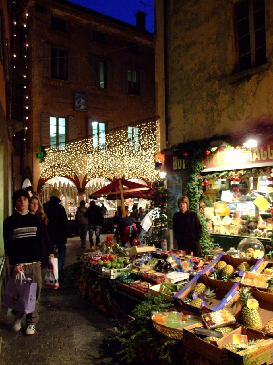 Городские рынки