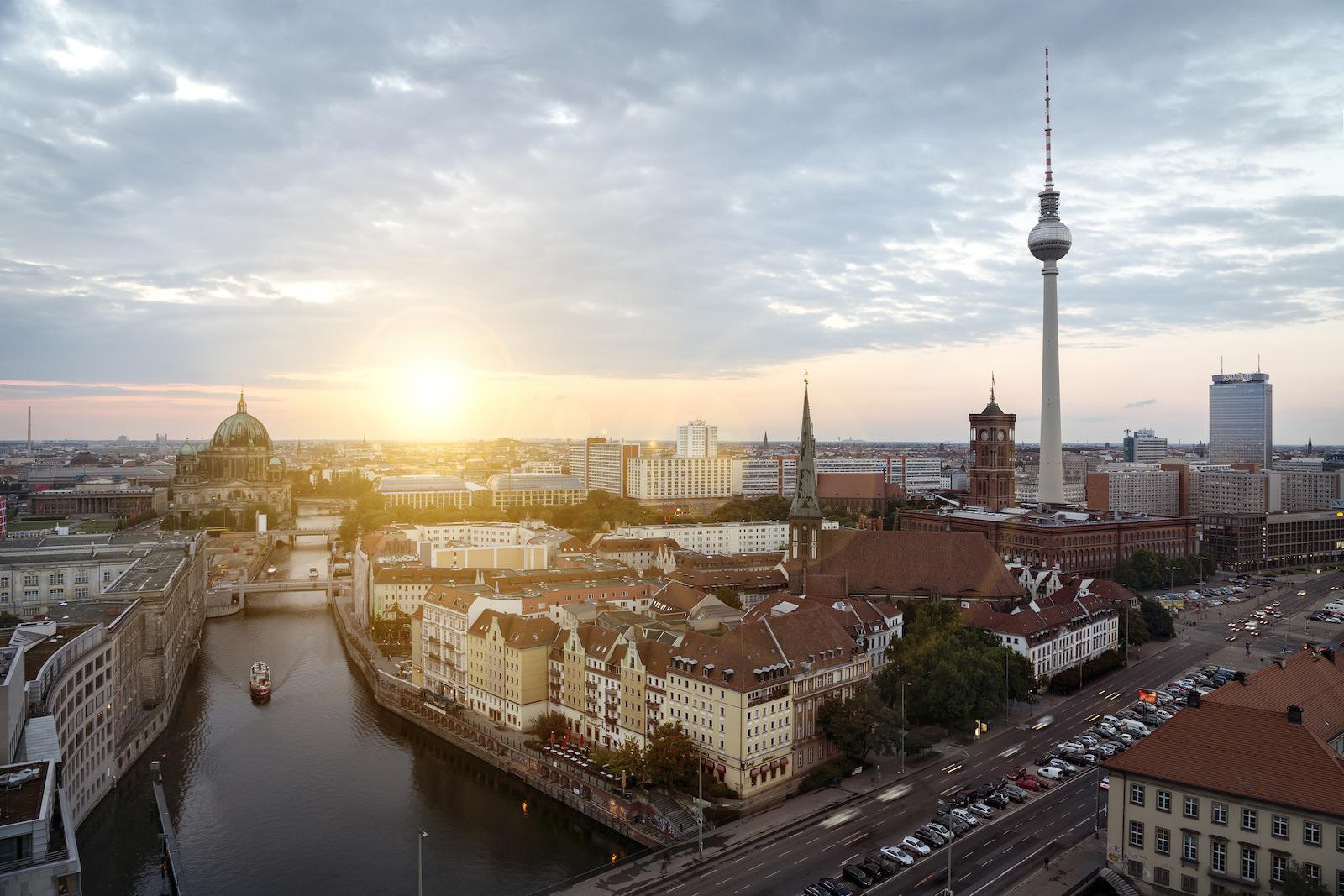 Главные символы Берлина