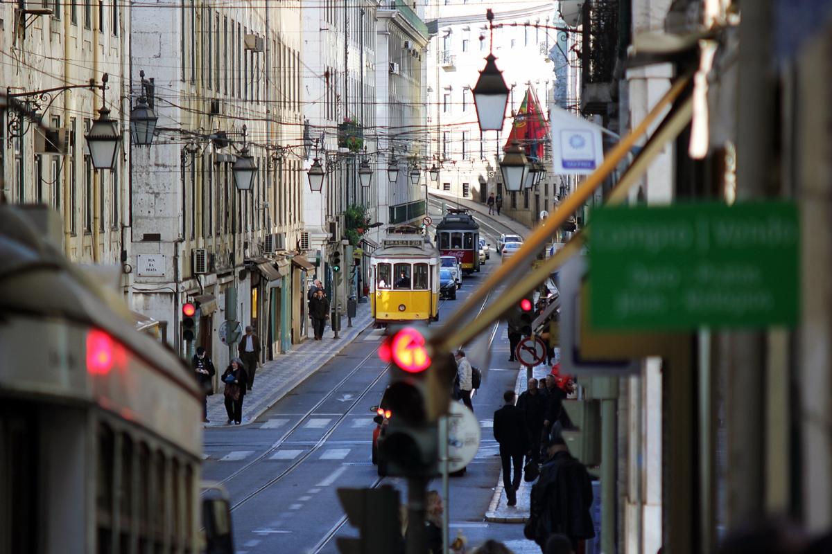 Экономный день в Лиссабоне