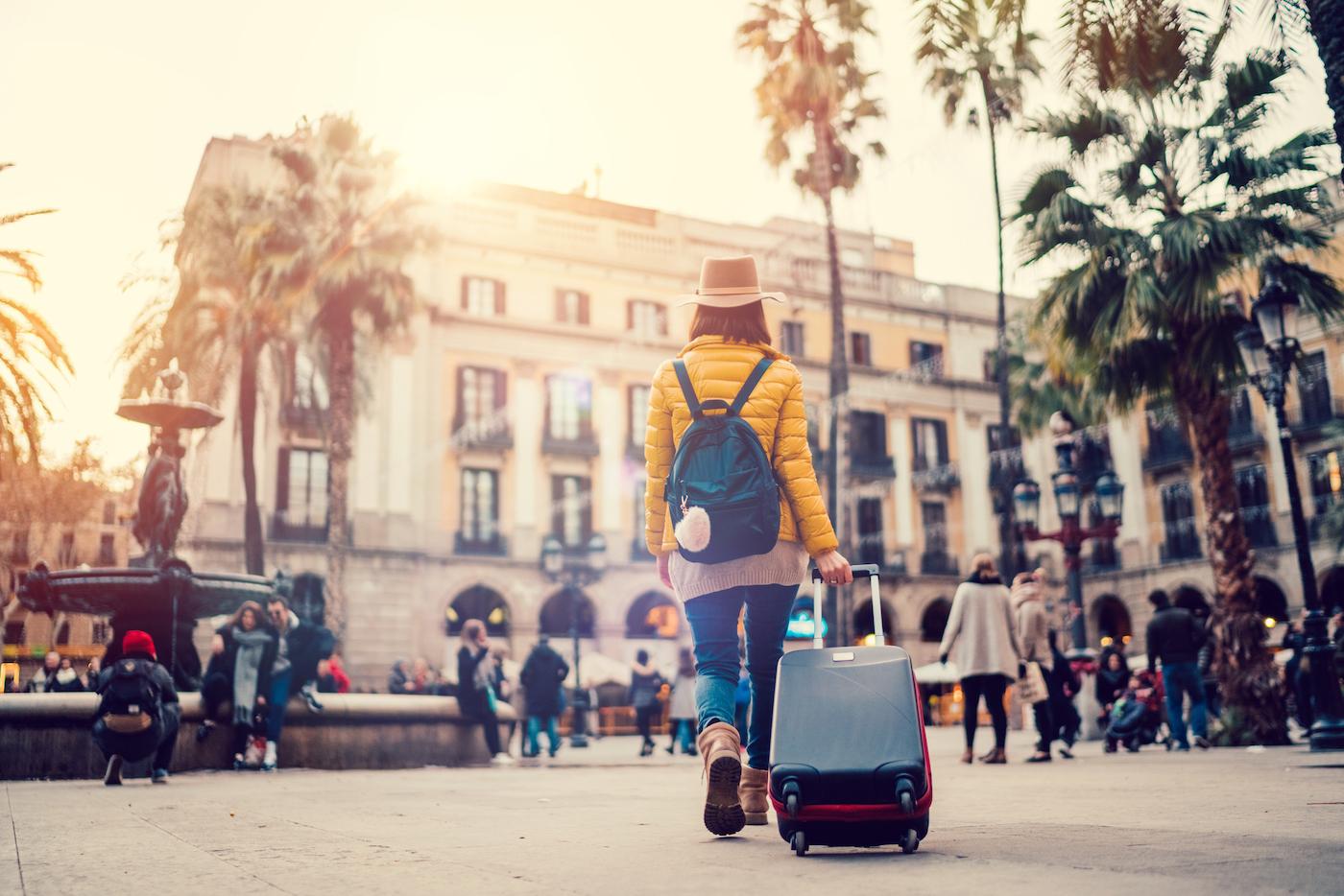 Барселона по карману