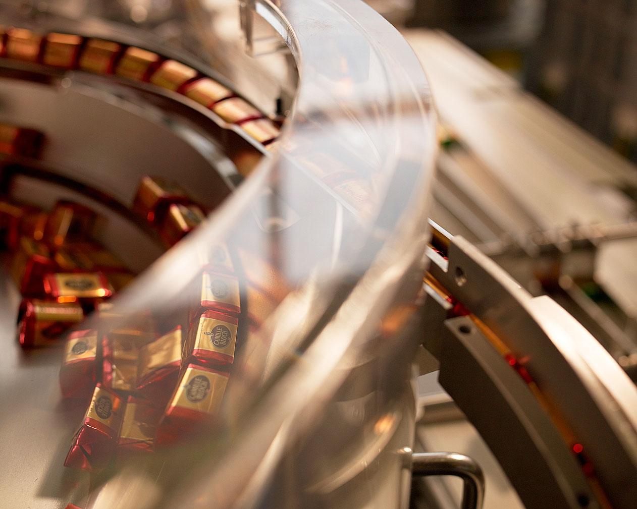 Фабрика Chocolats Camille Bloch