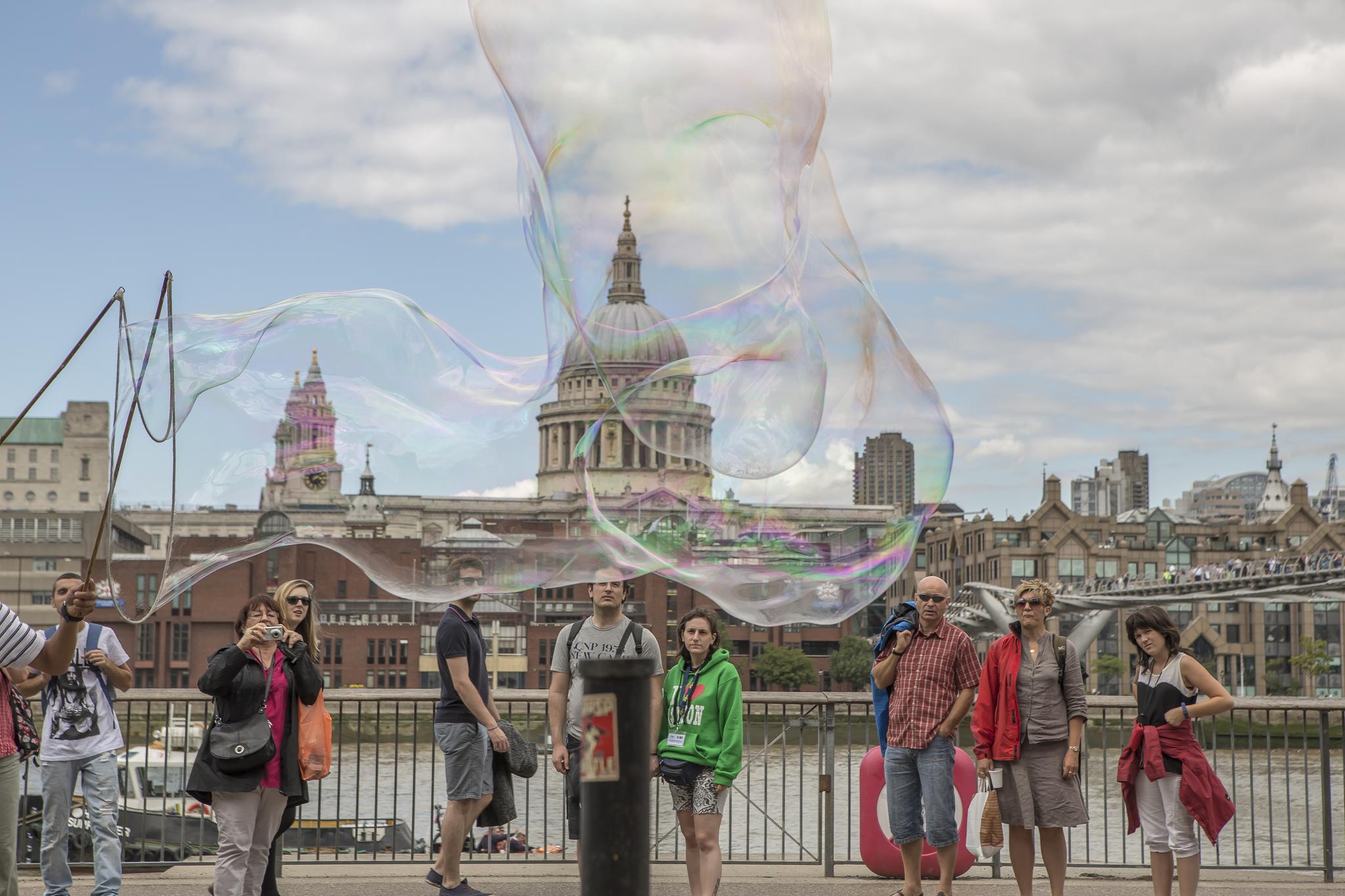 Southbank: древнейший рынок Лондона и современное искусство
