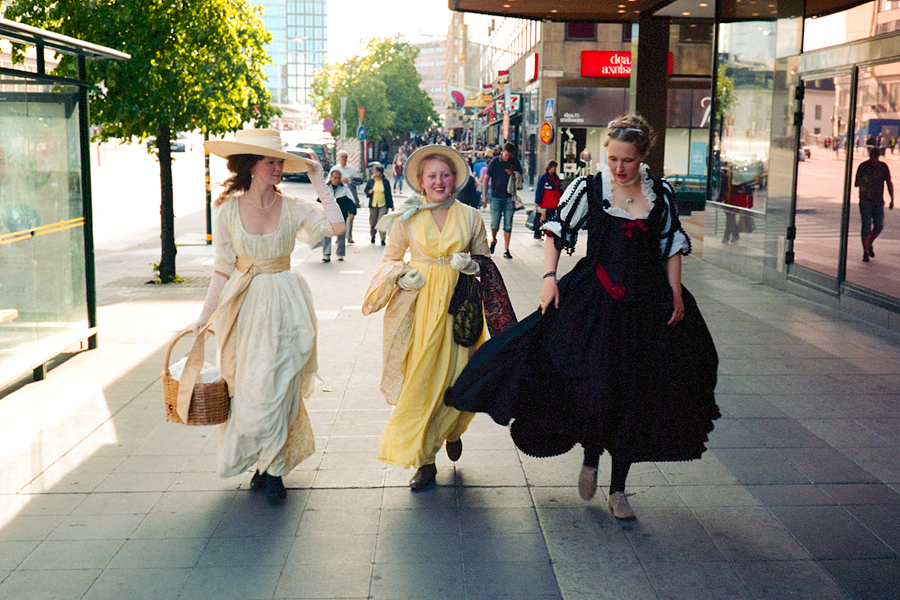 Наденьте это немедленно: одежда в Стокгольме